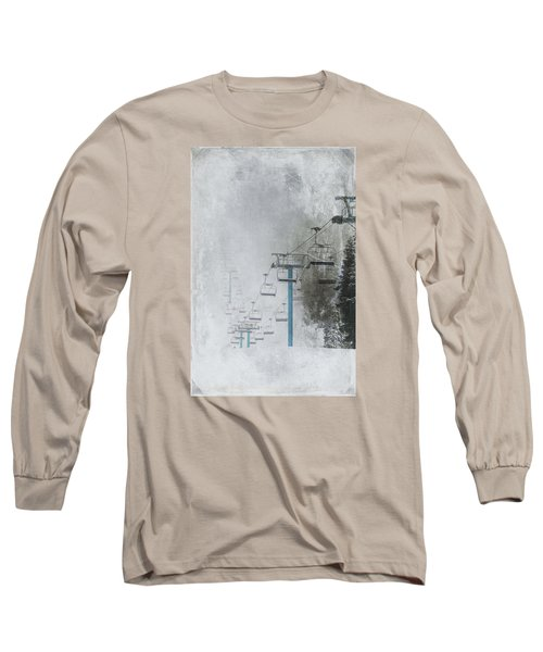 In Anticipation Long Sleeve T-Shirt by Marilyn Wilson