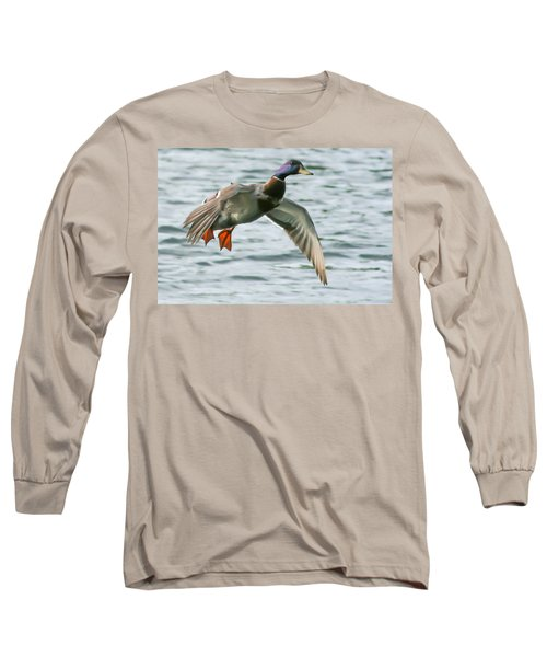 In For A Landing Long Sleeve T-Shirt