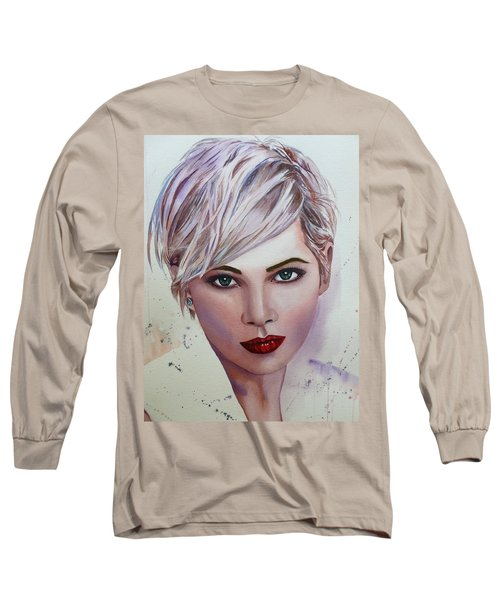 In Her Eyes Long Sleeve T-Shirt