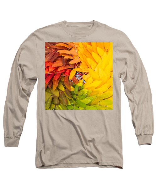 Long Sleeve T-Shirt featuring the photograph In Living Color by Aaron Aldrich