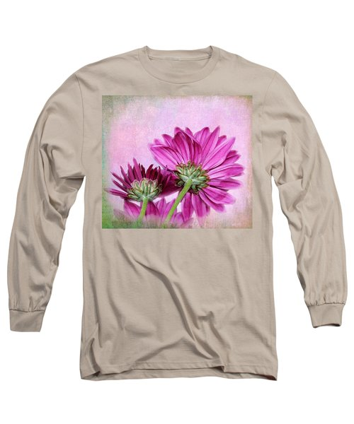 In Reverse Long Sleeve T-Shirt by Judy Vincent