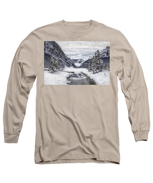 In The Heart Of The Winter Long Sleeve T-Shirt