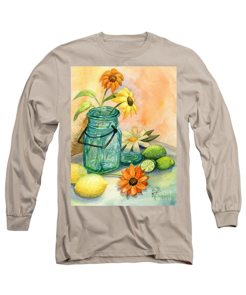In The Lime Light Long Sleeve T-Shirt