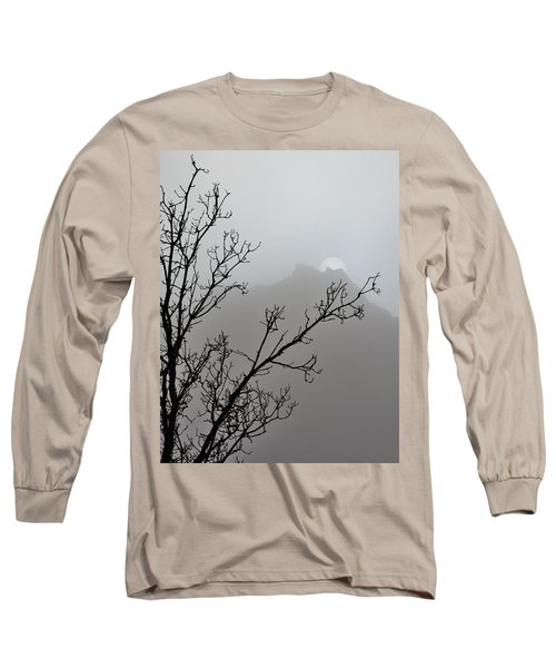 In The Silence Long Sleeve T-Shirt