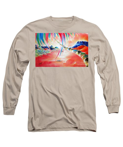 In The Sunset Long Sleeve T-Shirt