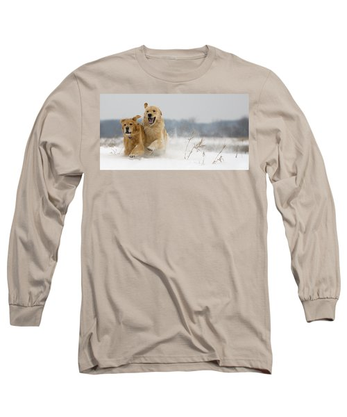 In Their Element Long Sleeve T-Shirt