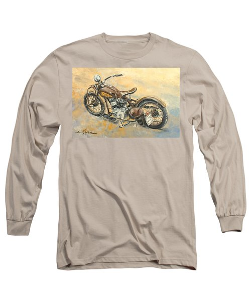 Indian Chief 1938 Long Sleeve T-Shirt