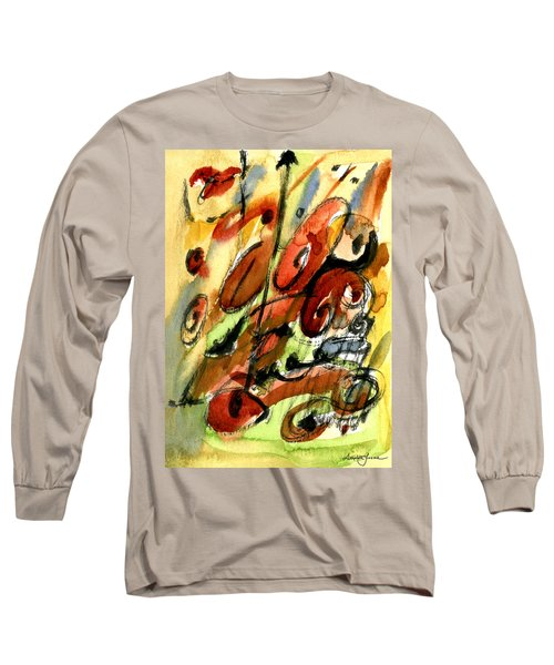 Indian Summer Long Sleeve T-Shirt by Stephen Lucas