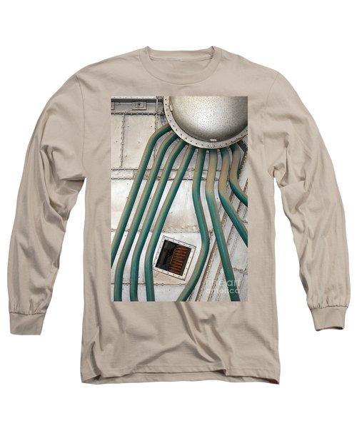 Industrial Art Long Sleeve T-Shirt