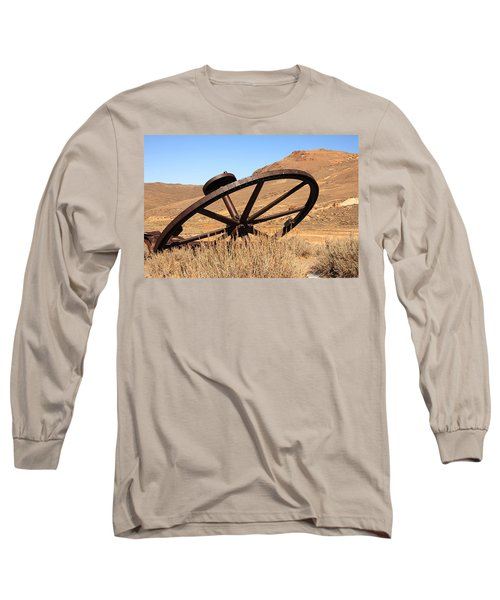 Industrial Wheel Long Sleeve T-Shirt