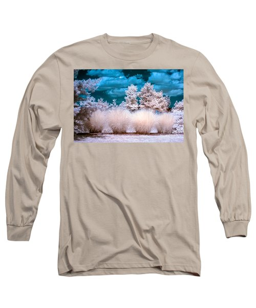 Infrared Bushes Long Sleeve T-Shirt