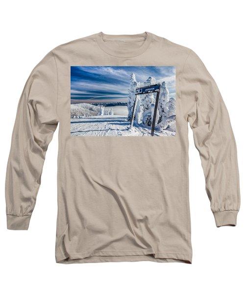 Inspiration Long Sleeve T-Shirt by Aaron Aldrich