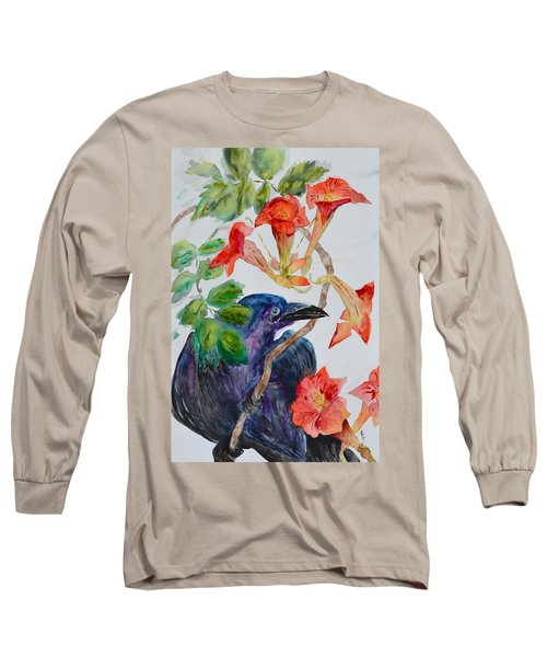 Intent Long Sleeve T-Shirt