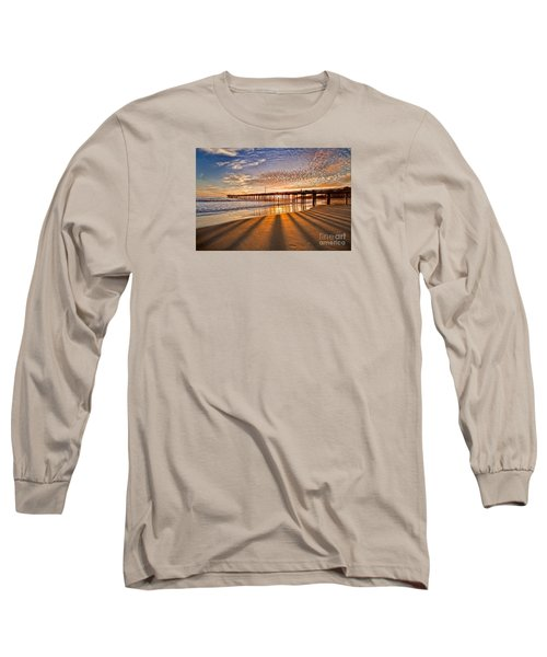 Into The Light Long Sleeve T-Shirt by Alice Cahill