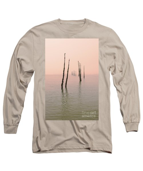 Into The Pink Sunset... Long Sleeve T-Shirt