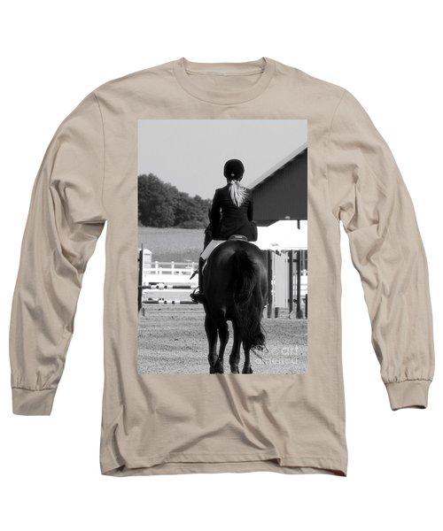 Into The Ring Long Sleeve T-Shirt
