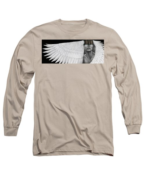 Inward Flight Long Sleeve T-Shirt