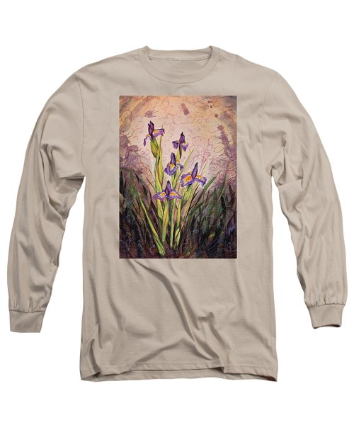 Iris Fantasy Long Sleeve T-Shirt