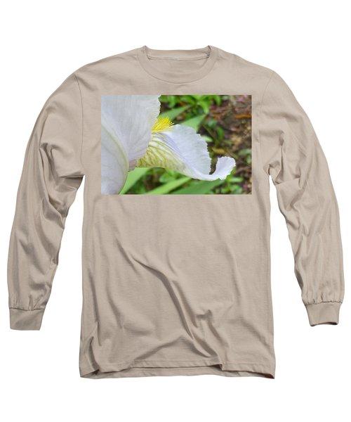 Iris Macro 2 Long Sleeve T-Shirt