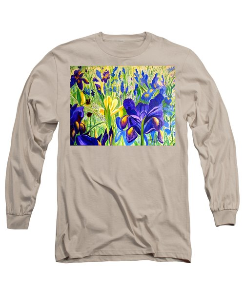 Iris Spring Long Sleeve T-Shirt