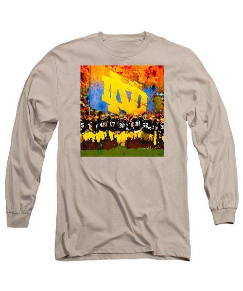 Irish In Color Long Sleeve T-Shirt
