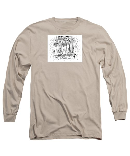 Is My Board Done Yet Long Sleeve T-Shirt