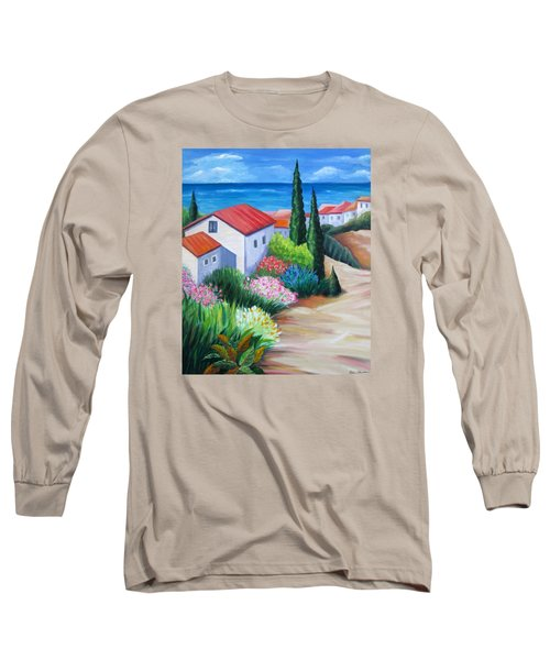 Island Paradise Long Sleeve T-Shirt