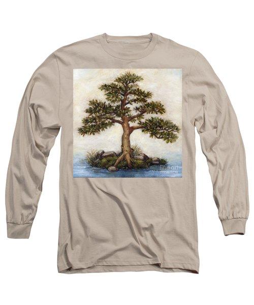 Island Tree Long Sleeve T-Shirt