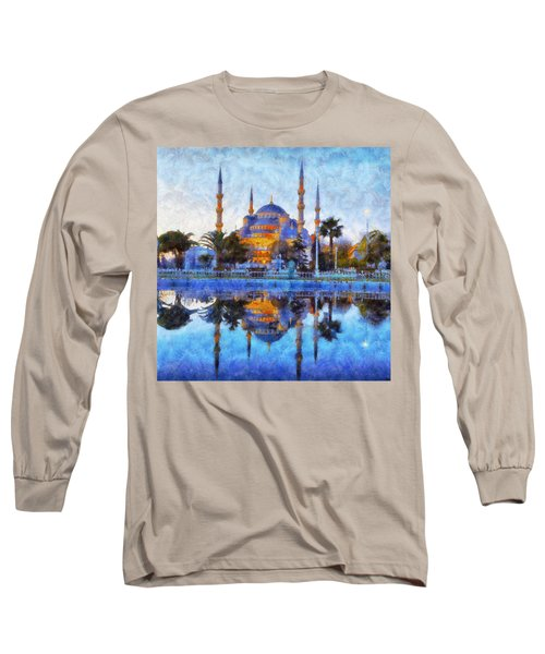 Istanbul Blue Mosque  Long Sleeve T-Shirt