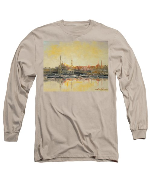 Istanbul- Hagia Sophia Long Sleeve T-Shirt