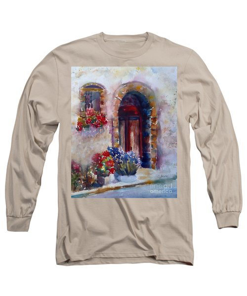 Italian Door Long Sleeve T-Shirt