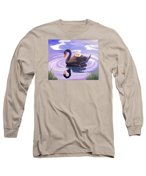 It's About Love Not Color Long Sleeve T-Shirt
