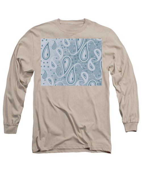It's Raining Paisley Series 7 Long Sleeve T-Shirt
