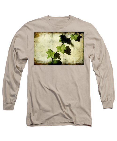 Ivy Long Sleeve T-Shirt by Ellen Cotton