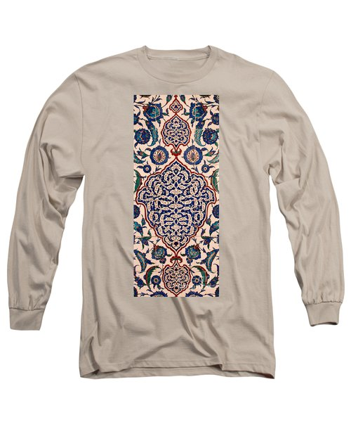 Iznik 04 Long Sleeve T-Shirt