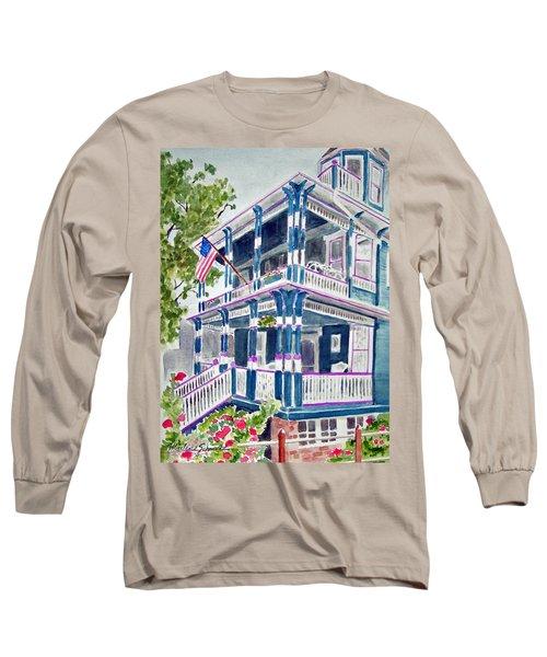 Jackson Street Inn Of Cape May Long Sleeve T-Shirt