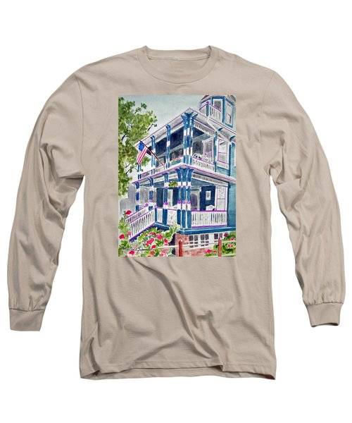 Jackson Street Inn Of Cape May Long Sleeve T-Shirt