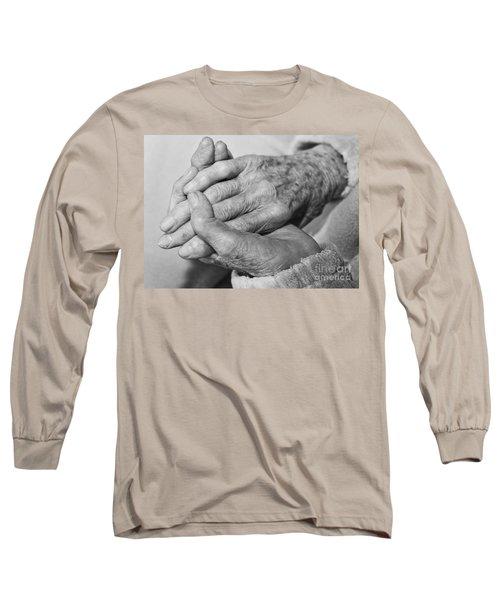Jan's Hands Long Sleeve T-Shirt