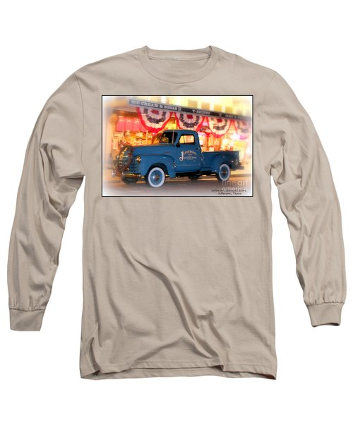 Jefferson General Store 51 Chevy Pickup Long Sleeve T-Shirt