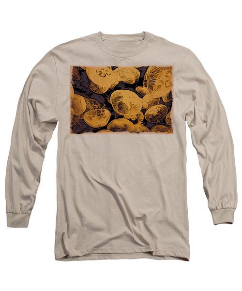 Jellyfish Kingdom Long Sleeve T-Shirt