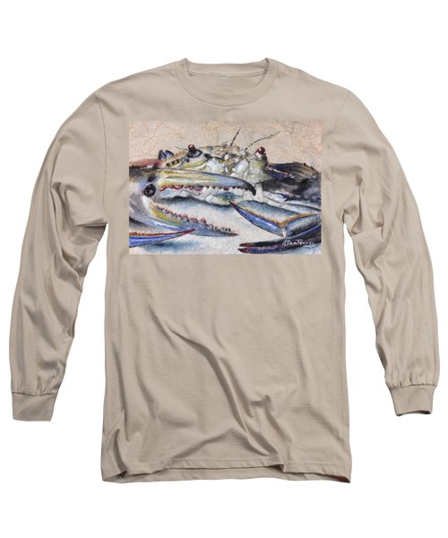 Jimmy Long Sleeve T-Shirt by Stan Tenney