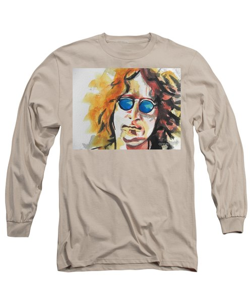 John Lennon 03 Long Sleeve T-Shirt