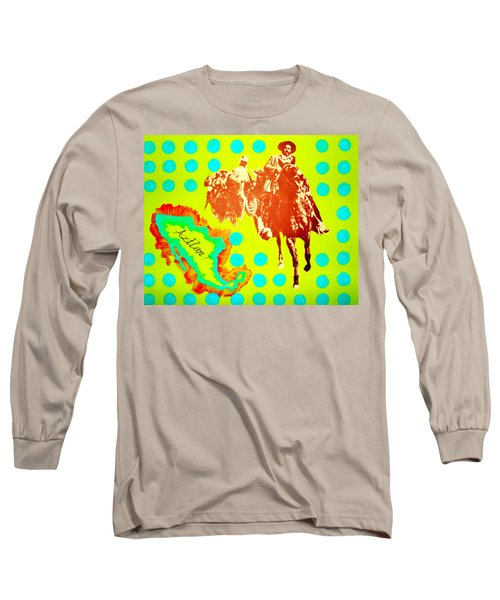 Journey To Aztlan Long Sleeve T-Shirt