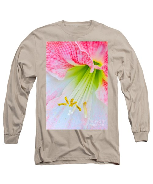 Joy Long Sleeve T-Shirt by David Lawson