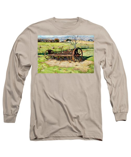 Joy Of Rust Long Sleeve T-Shirt