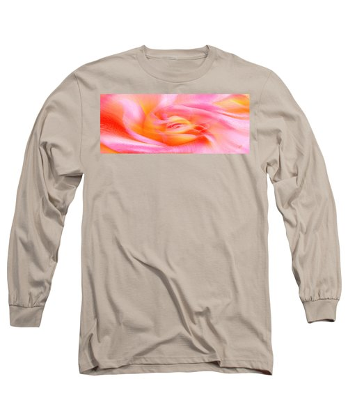 Joy - Rose Long Sleeve T-Shirt