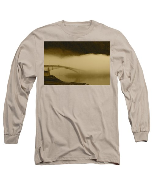 Juneau - Douglas Bridge Long Sleeve T-Shirt