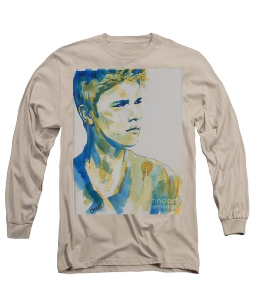 Justin Bieber Long Sleeve T-Shirt
