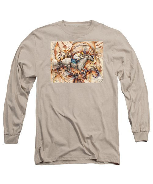Kaleidoscope Rider Long Sleeve T-Shirt