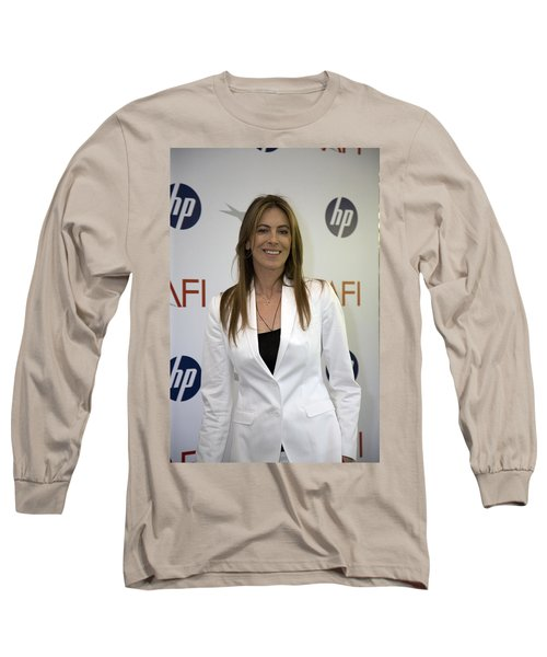 Kathryn Bigelow Long Sleeve T-Shirt